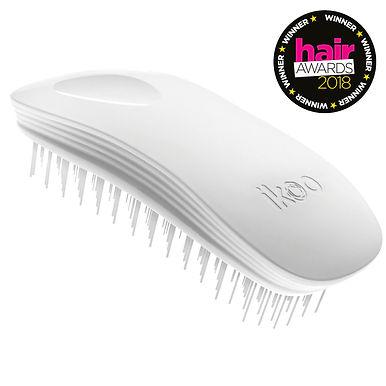 IKOO - Classic Home Brush - WHITE