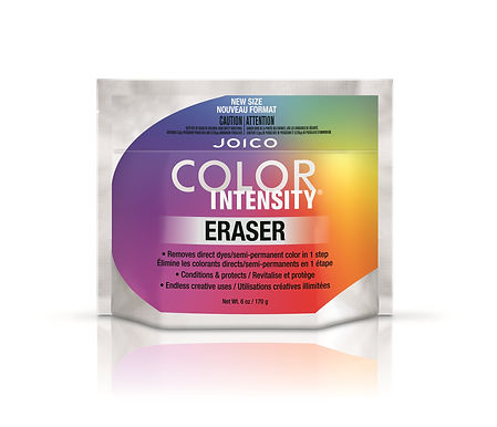 COLOR INTENSITY ERASER 1 Step Direct Dye Removal 170g