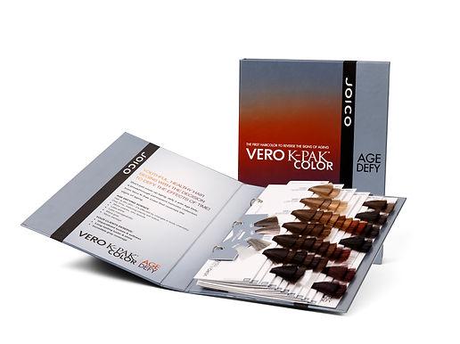 Joico Vero AGE DEFY Swatchbook XPV1404