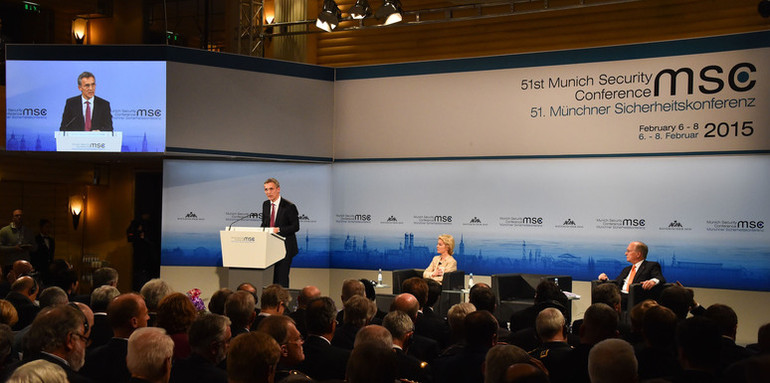 Munich Security Conference in 2015