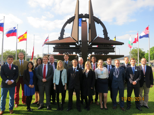 2014 Brussels Briefing to NATO HQ and SHAPE