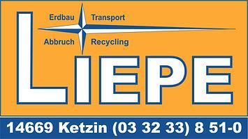 Logo Liepe 1,75 zu 1,00 (RAL 1003 Signal