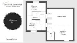 Maison A / R+1