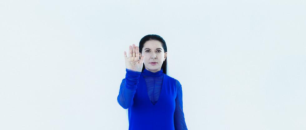 Marina Abramovic - Rising, 2017