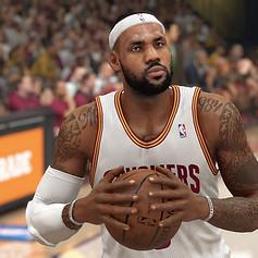 FACIAL ANIMATION FOR NBA 2K15