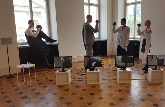 Der Berliner Salon, 2017