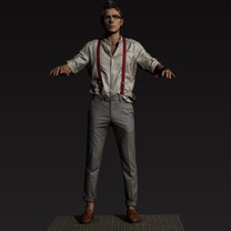 All Industries, Scan, Advanced Clean, Clothing, Body, Textured