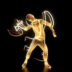 MOTION CAPTURE FOR A PROJECTION