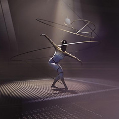 MOTION CAPTURE FOR '100 YEARS OF BAUHAUS'