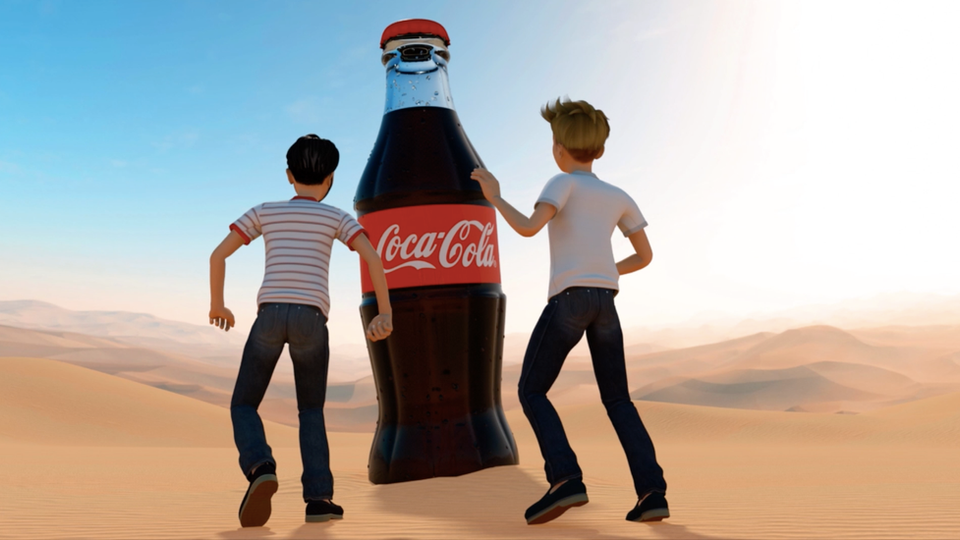 COCA-COLA YOUTUBE