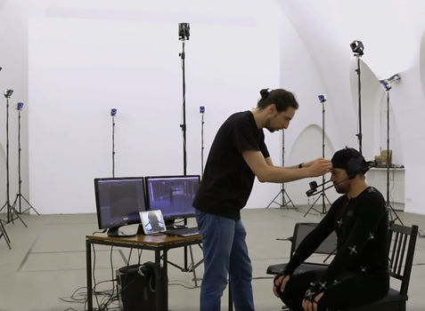 Mimic | Body and Facial Motion Capture Services
