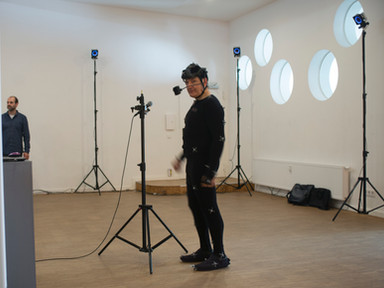 SMALL MOCAP STAGE