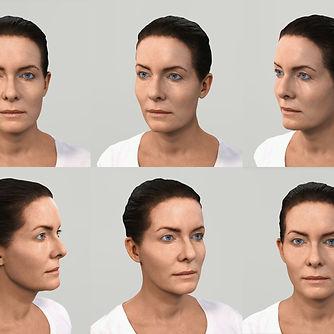 Eye Research, Facial Research, Google Goggles, Facial Rigging Research, Facial Animation, Digital Skin Research, Facial Mocap Research,