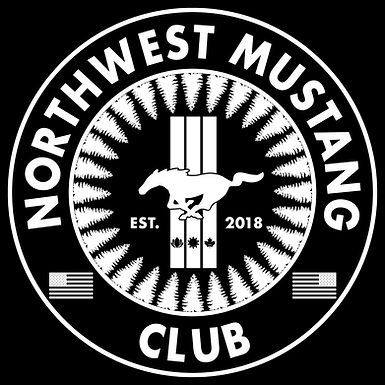 NWMC PRINTED Vinyl Decal  (TREE DESIGN)