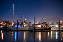 Oregon Night Long Exposure Photography