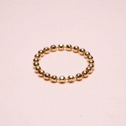 9k Ball Cut Chain Ring
