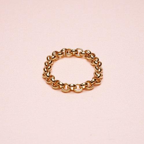 9k Half Round Chain Ring