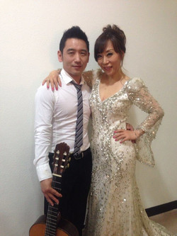 Jo Sumi and Denis