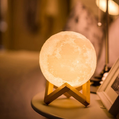 Lunar Lamp