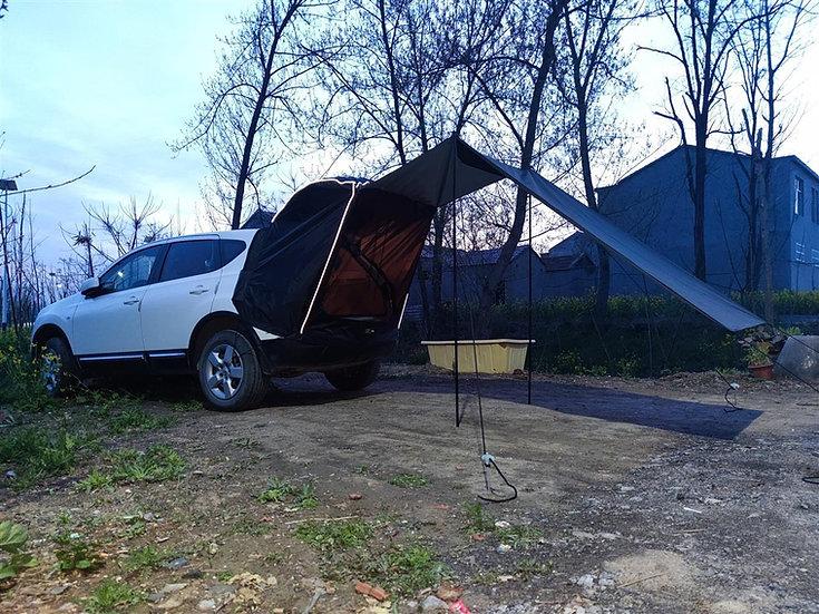 SUV back tuck tent
