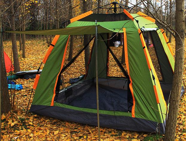 Hydraylic Camping Tent
