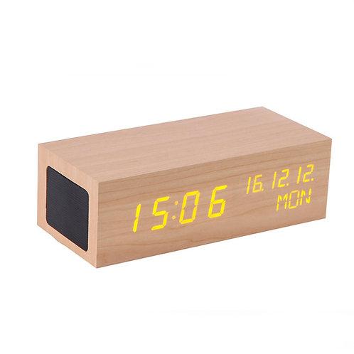 Bluetooth LED Alarm Clock