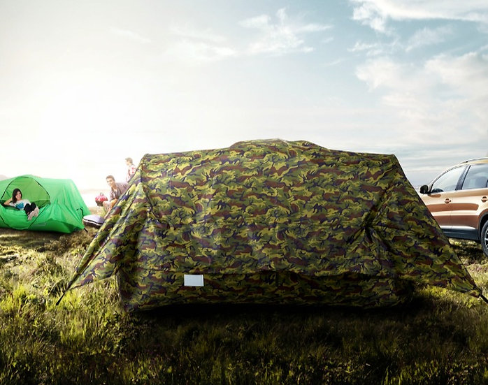 Inflatable Sofa Tent