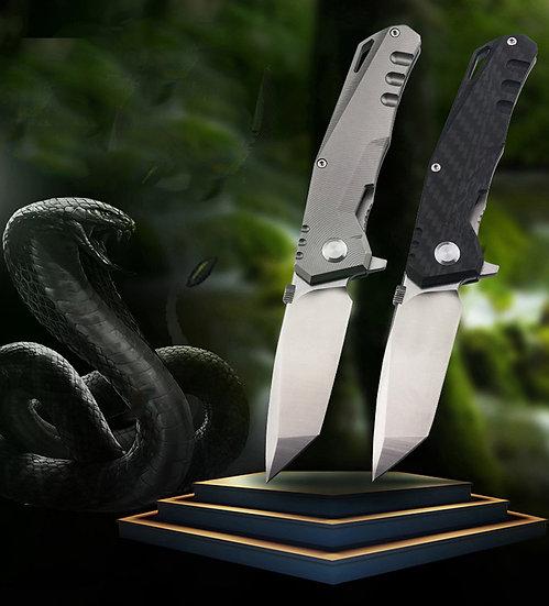 Cobra Single-Blade Folder Knife