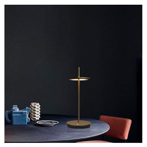 Bronze Halo Lamp