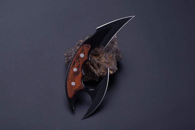 Double Blade Dagger