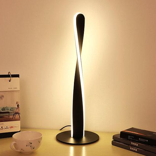 Twist LED lamp