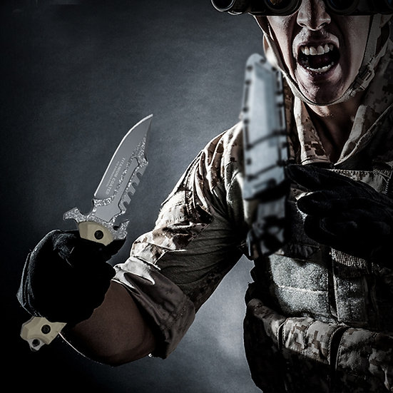 Mag. Fixed Blade Knife