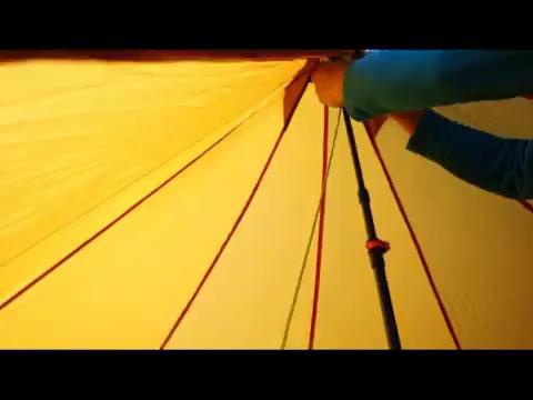 Mesh Camp Tent
