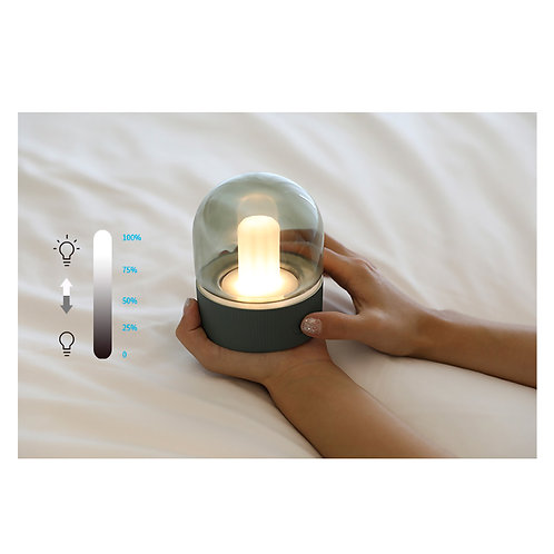 Adjustable Button Lamp