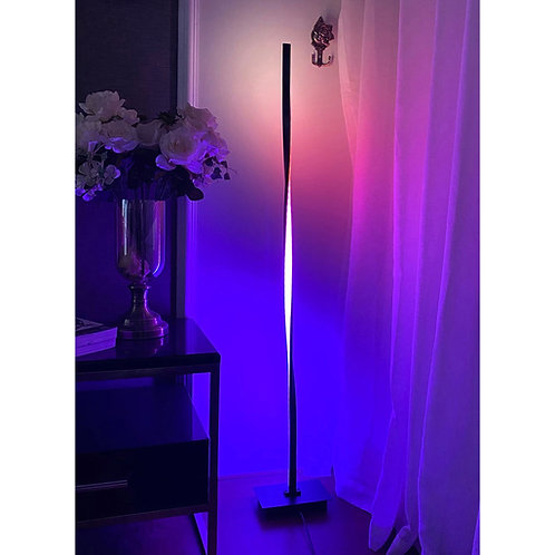 Spiral Stand Lamp