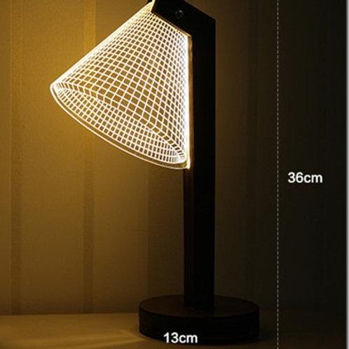 3D LED light table light