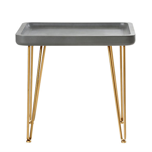 Lumni Concrete Coffee Table