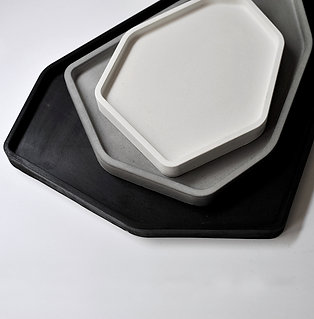 Concrete Tray
