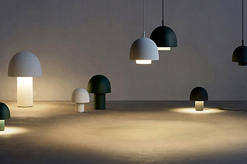 Porcini Lamp