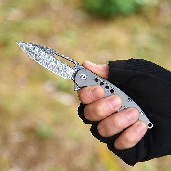 Cavalry Folded Blade