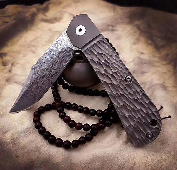Ridge Folding Blade