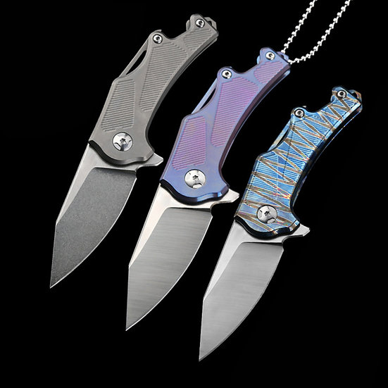Geckos Folded Blade