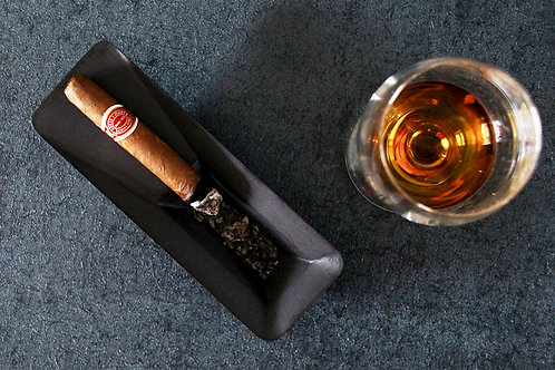 Concrete Cigar Ashtray
