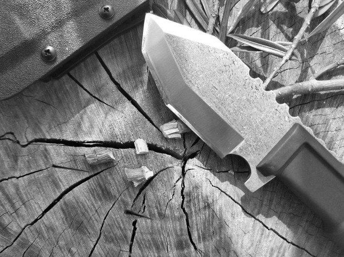 Davie Fixed Blade Knife