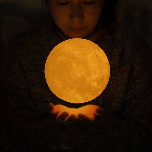 Floating Moonlight lamp