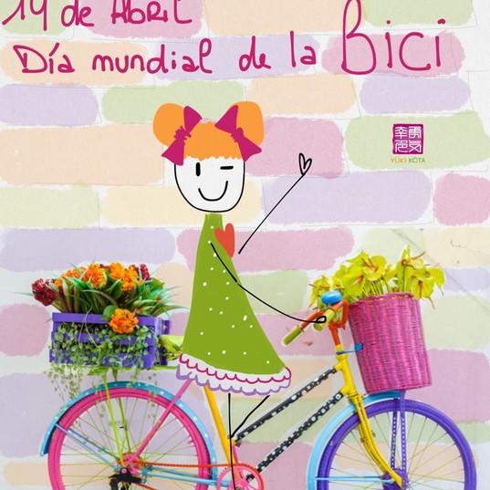 19 de abril #díasdelmundomundial de la bici