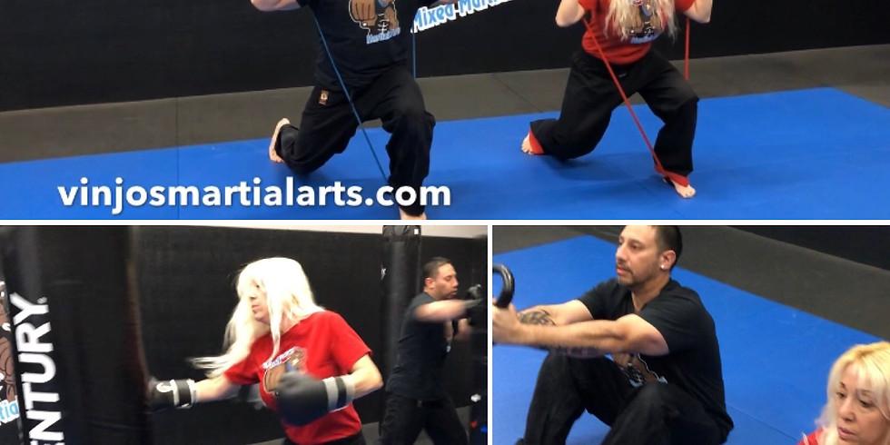 FREE Fighting Fit Fitness Kickboxing Workshop!!