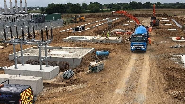 Cottingham - Rob Cole civil engineering - April 18 - June 18