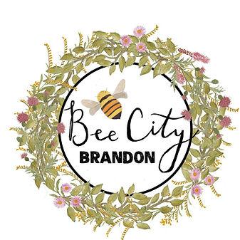 Bee City Brandon logo