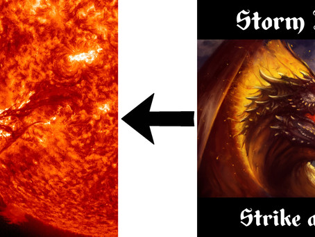 From Storm Dragon to Helios...